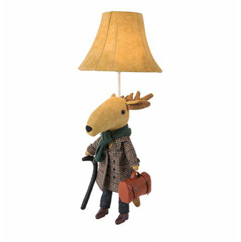Best Handbag Deer Shape Table Lamp for Children