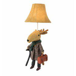 Handbag Deer Shape Table Lamp for Children -
