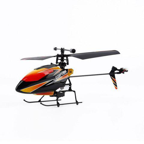 Store WLTOYS V911 2.4GHZ 4 Channel Single Blade Helicopter with Gyro Remote Control Toys