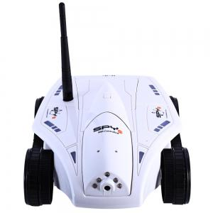 HAPPYCOW 777 - 325 RC Mini Tank Car WiFi Real-time Photo Transmission HD Camera iOS Phone or Android Toy -