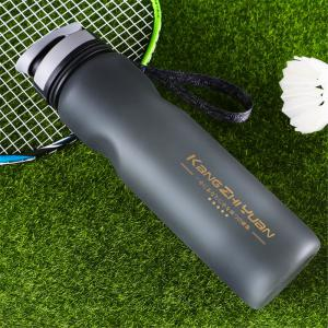 1L Travel Sport Flexible Eco-Friendly Silicone Water Bottles Foldable Drinkware -