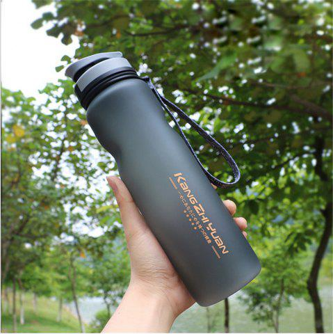Outfit 1L Travel Sport Flexible Eco-Friendly Silicone Water Bottles Foldable Drinkware