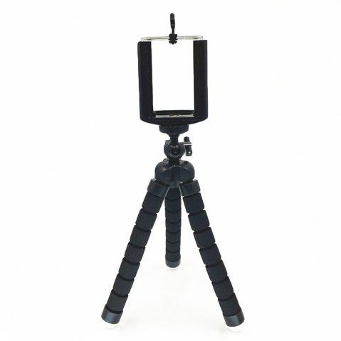 Discount Universal Compact Tripod Stand Flexible Octopus Phone Camera Selfie Stick Tripod Mount for Smartphone/Digital Camera