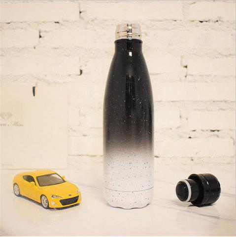 Latest 500ML Coffee Tea Vacuum Insulated Thermal Cup Water Bottle Car Thermos