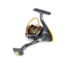 Deukio Brand Spinning Reels JS Series For Bass Fishing Aluminum Spool Reel 1BB -