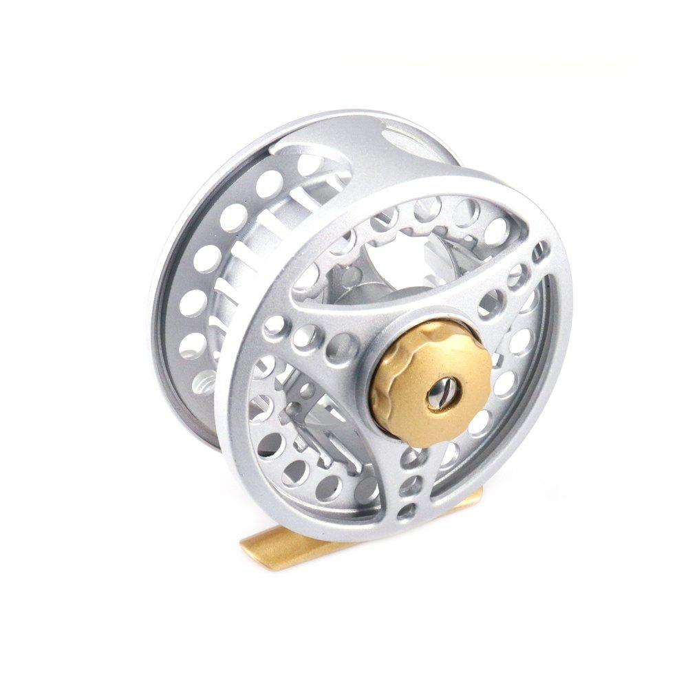 Trendy DEUKIO New Arrival Fly Reel All Metal Material Size  5/6  7/8