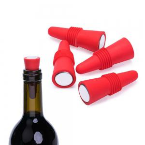 Wine Stoppers Silicone Reusable and Beverage Bottle Stopper -