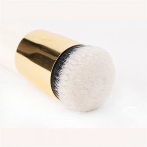 New Chubby Pier Foundation Flat Cream Makeup Brushes Professional Cosmetic -