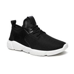 Men Casual Breathable Mesh Sneakers Comfort Running Shoes -