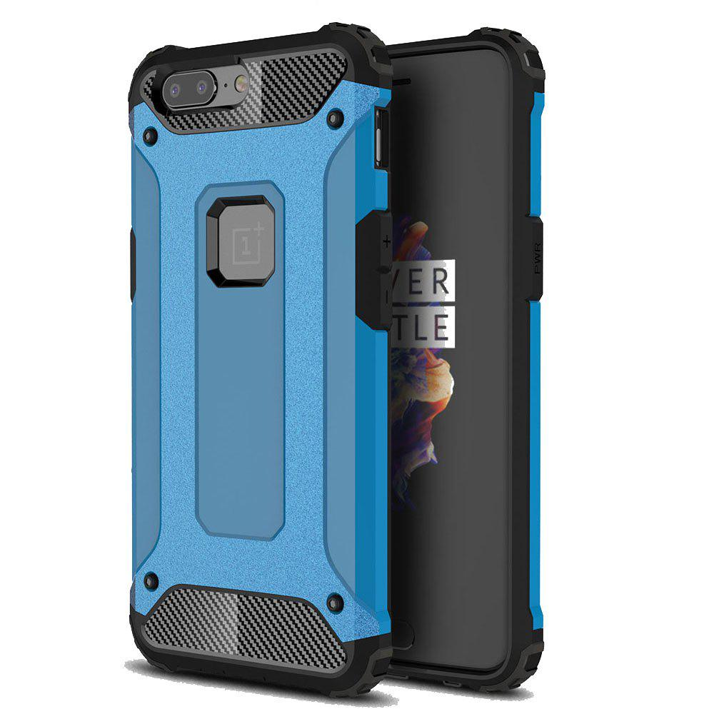 Outfits Armor Phone Case for OnePlus 5 Shockproof Protective Back Cover