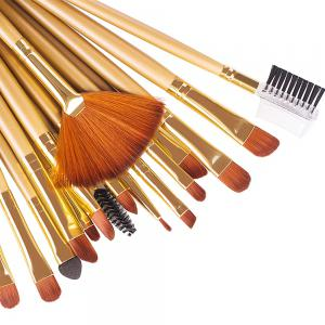 21PCS composent le costume de brosses -