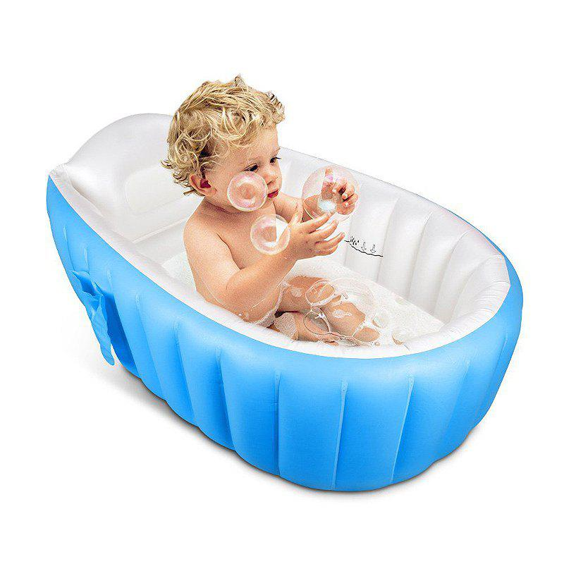 Fancy Inflatable Bathtub for Babies