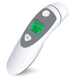 Ear Thermometer with Forehead Function Upgraded Infrared Lens Technology for Better Accuracy -
