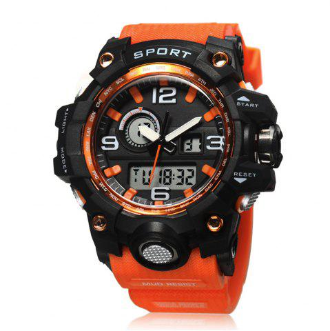 Shop LED Multi-Functional Outdoor Waterproof Sports Watch