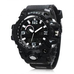 LED Multi-Functional Outdoor Waterproof Sports Watch -