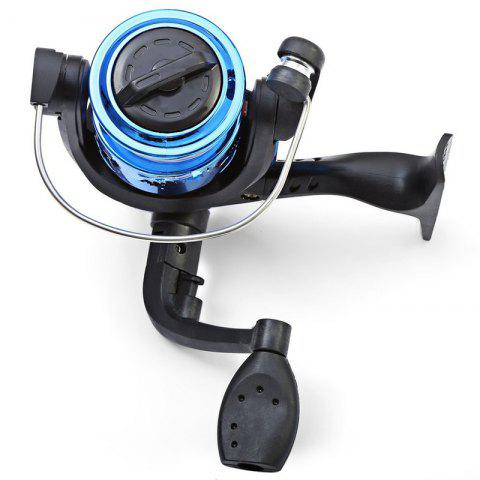 New Spinning Fishing Reels Electroplate Weel Small Vessels