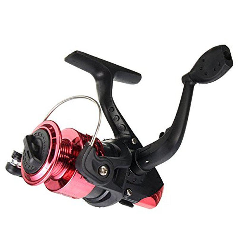 Affordable Spinning Fishing Reels Electroplate Weel Small Vessels