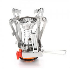 Ultralight Portable Outdoor Backpacking Camping Stoves With Piezo Ignition -
