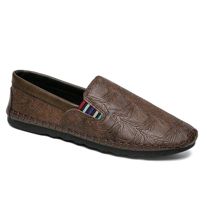 Store Breathable Simple Style Formal Casual Shoes For Men