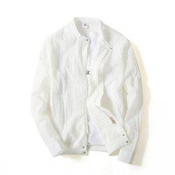 Men's Spring Thin Section Sunscreen Jacket -