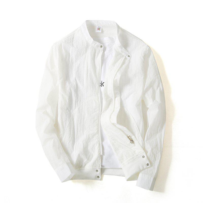 Fashion Men's Spring Thin Section Sunscreen Jacket