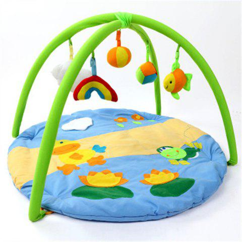 Fancy New  Baby Blanket  Cartoon Game Play Carpet Child Toy Climb Mat Indoor Gift
