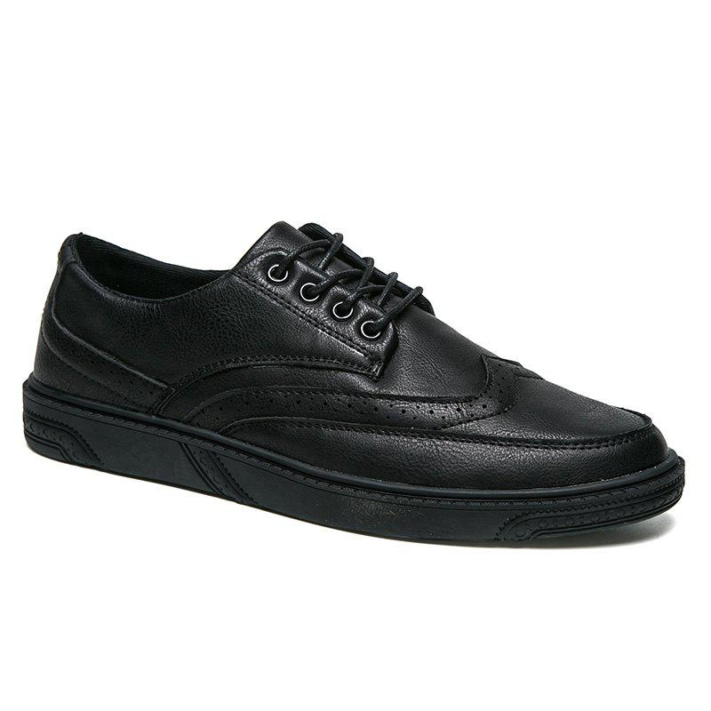 Online Breathable Brock's Style Casual Formal Shoes For Men