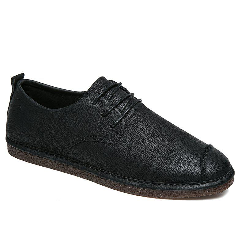 Fancy Breathable Formal Casual Shoes For Men