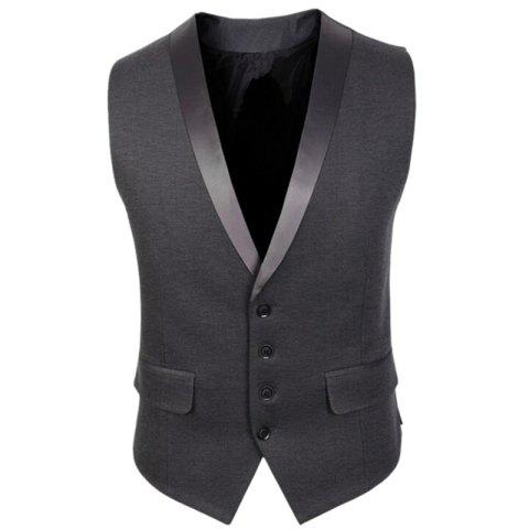 Veste Hommes V Neck Regular Fit Gilet