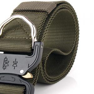 Outdoor Camping Equipment Carabiner Hunting Equipment Lock Belt -