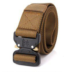 Men Adjustable Combat Web Waistband Rescue Rigger Belt -