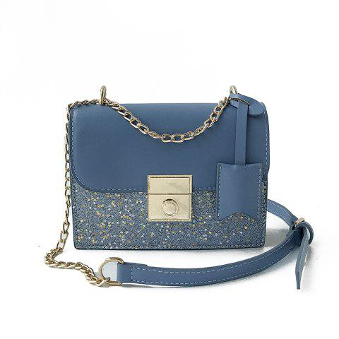 Outfit New Hit Color Chain Shoulder Messenger Bag