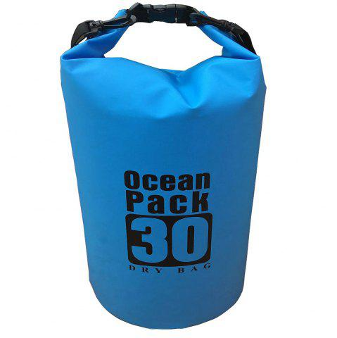 Cheap 30L Water Resistance Dry Bag Sack for Canoe Floating Boating Kayaking Camping
