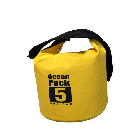 Latest 5L PVC Water Resistance Dry Bag Sack for Canoe Floating Boating