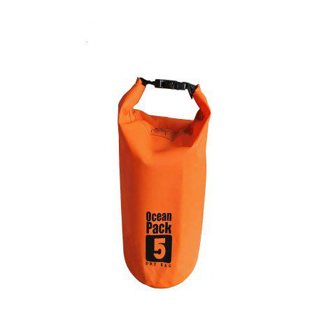 Store 5L PVC Water Resistance Dry Bag Sack for Canoe Floating Boating