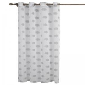 C21542 BBJHOME Doris Star Curtain for Bedroom -
