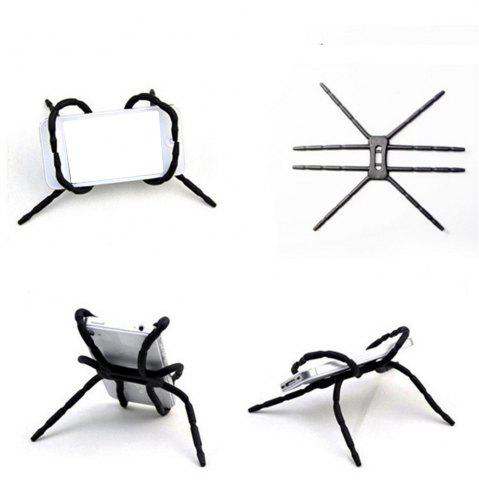 Outfit Multi-Function Portable Spider Flexible Grip Holder for Smartphones and Tablets