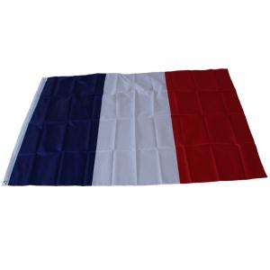 Hot French Flag Hanging Indoor and Outdoor 90X150CM Home Decoration -