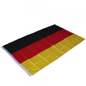 Hot German Flag Festival Super Poly Indoor Outdoor 90X150CM Home Decoration -