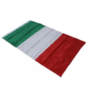 90 x 150 Centimeters Italian Flag Banner Event Festival Parade Celebration Outdoor Home Decor -