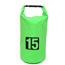 PVC Waterproof Dry Bag Sack for Canoe Floating Boating Kayaking Camping -