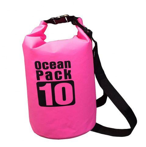 Shops 10L Floating Waterproof Bag for Outdoor Water Sports