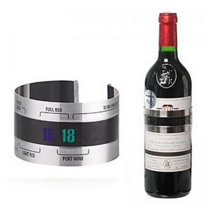 Stainless Steel Wine Thermometer -