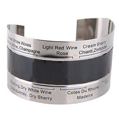 Hot Stainless Steel Wine Thermometer