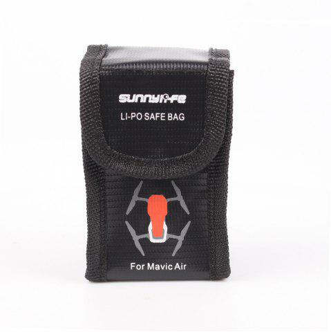 Best LiPo Safe Bag Battery Protective Explosion-proof Storage Bag for DJI MAVIC AIR for One Battery