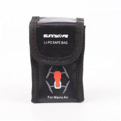 LiPo Safe Bag Battery Protective Explosion-proof Storage Bag for DJI MAVIC AIR for One Battery -