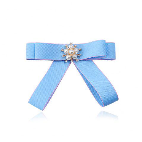 Trendy Simple Fashion Tie Hair Brooch