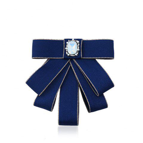 Outfits College Wind Bow Tie Brooch