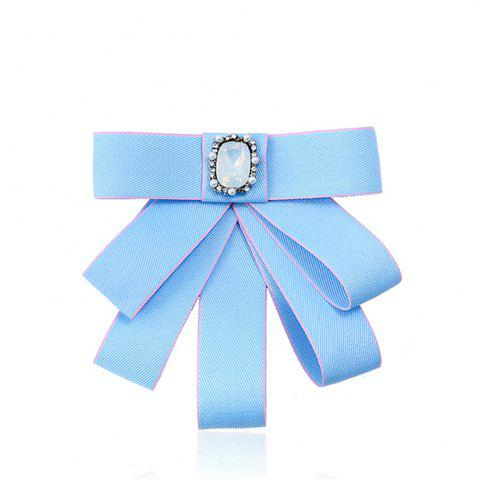College Wind Bow Tie Broche