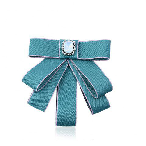 Affordable College Wind Bow Tie Brooch
